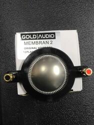GOLD AUDIO MEMBRAN 2 CT-44 MEMBRAN