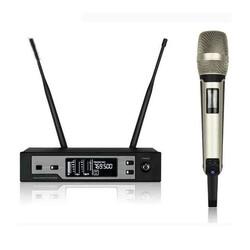 GOLD AUDIO PRO-9100 TEK EL UHF TELSİZ MİKROFONU