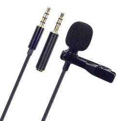 GOLD AUDIO YM-30 3.5MM AKILLI TELEFON YAKA MİKRAFONU