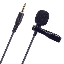 GOLD AUDIO YM-35 3.5MM AKILLI TELEFON YAKA MİKRAFONU