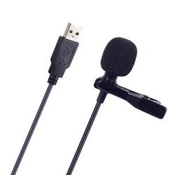 GOLD AUDIO YM-40 USB Lİ AKILLI TELEFON YAKA MİKRAFONU