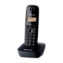 PANASONIC KX-TG1611 SİYAH-GRİ TELSİZ TELEFON - Thumbnail
