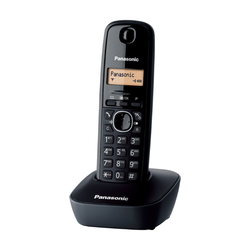 PANASONIC KX-TG1611 SİYAH-GRİ TELSİZ TELEFON