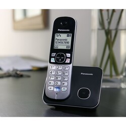 PANASONIC KX-TG6811 GRİ TELSİZ TELEFON