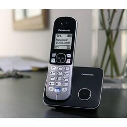 PANASONIC KX-TG6811 SİYAH TELSİZ TELEFON