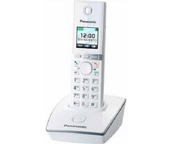 PANASONIC KX-TG8051 BEYAZ TELSİZ TELEFON