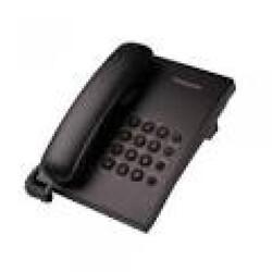 PANASONIC KX-TS500TR SİYAH SABİT HATLI TELEFON