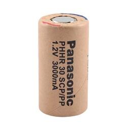 PANASONIC PHHR30SCP/PP 1.2V 3000MAH SUB-C Nİ-MH PİL