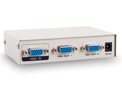 S-LİNK MSV-1215 2 PORT VGA SPLITTER