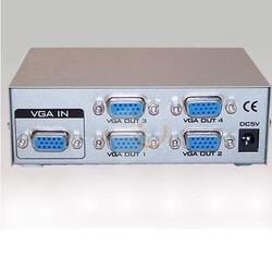 S-LİNK MSV-1415 4 PORT VGA SPLITTER