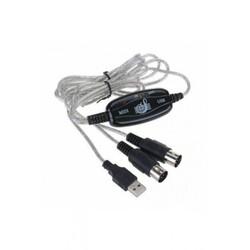 S-LİNK SL-MD55 USB 2.0 MİDİ KABLO