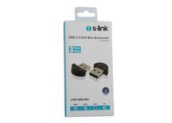 S-LİNK SLX-BL035 USB VİSTA 2.0 EDR MİNİ BLUETOOTH ADAPTÖR